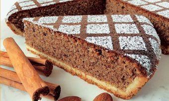 Mandel-Zimtkuchen