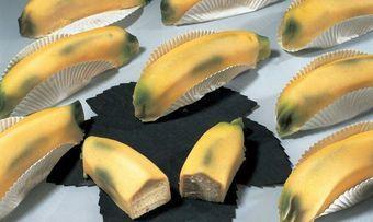 Buttercreme-Bananen