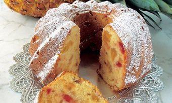 Ananas-Rodon-Kuchen