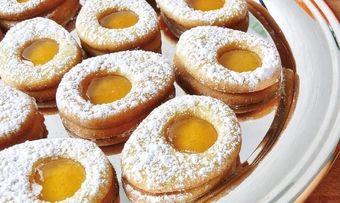 Oster-Teegebäck