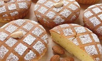 Marzipankuchen