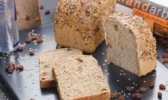 Dinkel-Voll-Cool-Brot