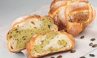 Zweierlei-Brot