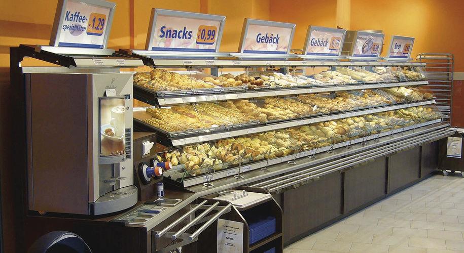 Backwerk will mit deutschem System der SB-Bäckerei europaweit punkten.