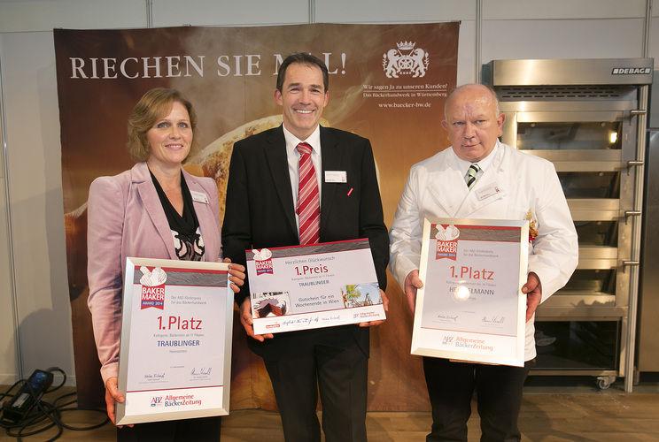 Die ABZ vergibt den BakerMaker-Award
