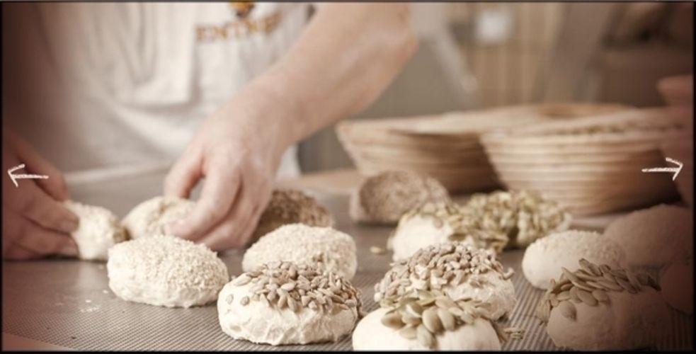 Die Bäckerei Entner setzt bei den Zutaten vor allem auf regionale Anbieter.
