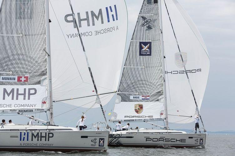 Das Match Race wird im Mai auf dem Bodensee ausgetragen.