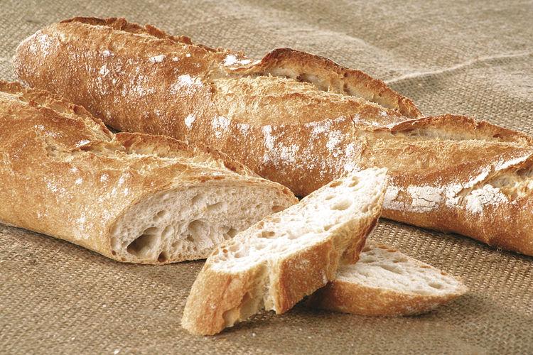 Weizenbrot ist immer wieder Gegenstand von Betrachtungen ernährungsphysiologischer Art.