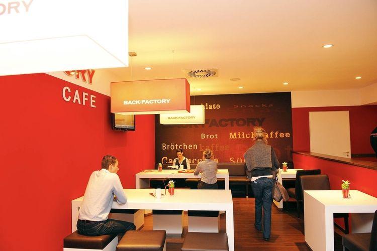 Bundesweit ist Backfactory mit 100 Standorten präsent.