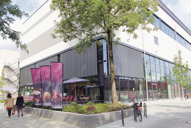 Macht was her: Die neue Brotmanufaktur in München hat Markus Schmidt vor rund einem halben Jahr eröffnet.