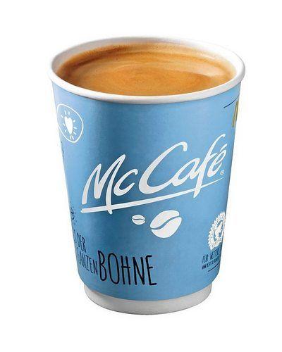 McDonald's möchte Styroporbecher bis 2020 abschaffen.