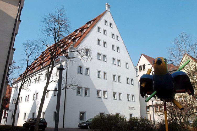 Das Museum der Brotkultur ist im alten Salzstadel in der Ulmer Innenstadt untergebracht.