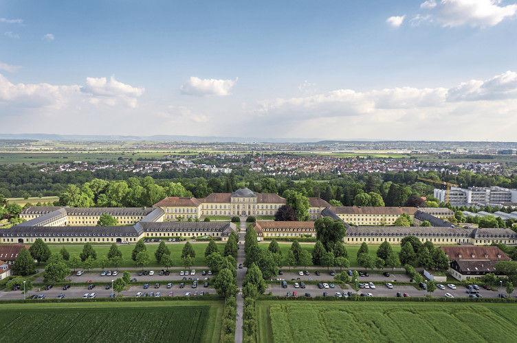 König Wilhelm I. hat die Universität Hohenheim 1818 gegründet.