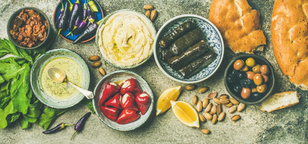 Auftriche, Dips und Brotkreationen - mit neuen Gewürzmischungen kann das Geschäft belebt werden.