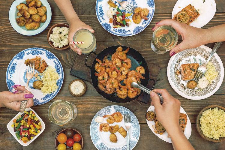Essen mit Genuss gewinnt weiter an Bedeutung.