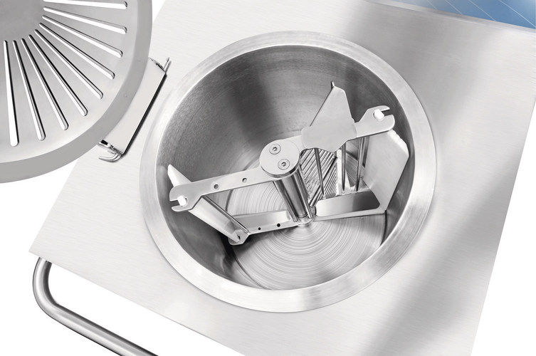 Meisterkocher mit Hybridsystem