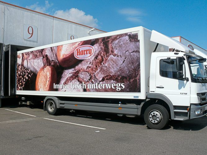 Großbäcker wie Harry erhöhen via LEH stetig den Marktdruck in Sachen Brot.