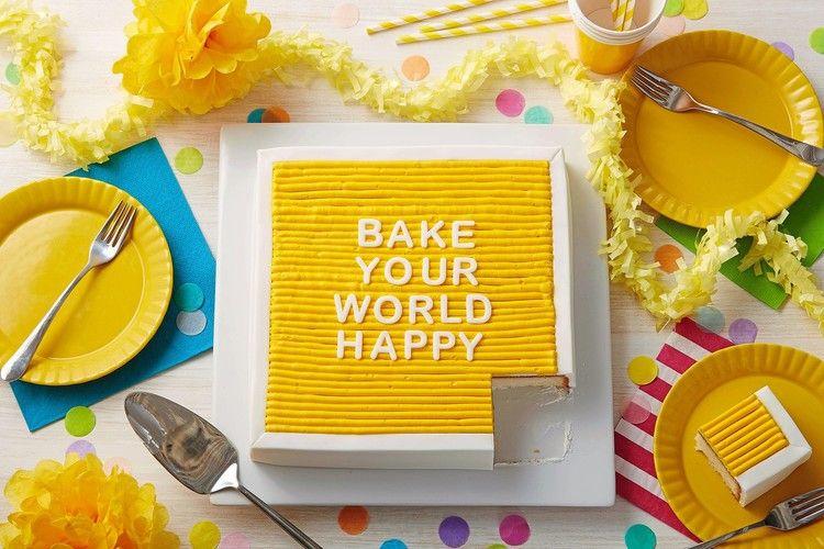 Dekorartikel sind eine wichtige Produktgruppe für Bäckereien.