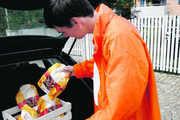 Bestellung per Mausklick: An 110 Standorten in Deutschland und Österreich liefert Morgengold Frühstücksdienste morgens frische Backwaren direkt nach Hause.