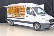 """BSK rüstet als """"Qualified Partner"""" von Daimler Sprinter aus. Clou: die kombinierte Kühltechnik."""