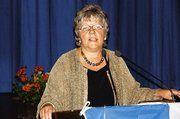 Parlamentarische Staatssekretärin Marion Caspers-Merk.