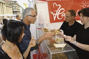Probieren, informieren und einkaufen: Die Stuttgarter Bäcker präsentierten sich im Herzen der Stadt von ihrer besten Seite.