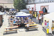 Der Brotmarkt der Bäckerinnung Odenwaldkreis hat zum 15. Mal in Michelstadt stattgefunden und für kulinarische Anregungen gesorgt.