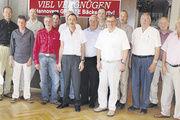Der neu formierte Verbandsvorstand der Bäckerfachvereine Niedersachsen/Bremen.