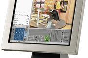 POS Steel Touch II: Zusatzgeräte ermöglichen auch Kamera-Überwachung.