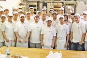 Insgesamt 24 Kandidaten der Akademie Deutsches Bäckerhandwerk in Stuttgart haben die Meisterprüfung bestanden.