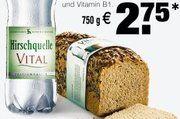 Werbung für das Vital-Paket aus der Bäckerei.