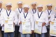 Der Stollen-Expertenrat 2011 (von links): Martin Reinhardt, Martin Haß, Andreas Zinke, Thomas Ulfers, Georg Strohmaier, Thomas Kronika, Tino Gierig, Roman Wunderlich, Godehard Höweling und Jörg Liese.