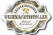 So sieht das Logo des originalen Weihnachtsstollens aus dem Erzgebirge aus.