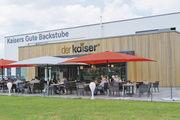 Der Foodservice-Umsatz am neuen Standort liegt mit 45 Prozent deutlich über dem Branchenschnitt. Die Lage ist ideal als To-go-Adresse für mobile Gäste.