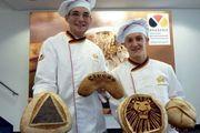 Europas beste junge Bäcker: Marc Mundri (r.) und Felix Remmele.