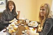 Zunehmend beliebt bei Jugendlichen: das Frühstück in der Bäckerei.