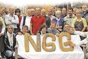 Sie meinen, sie kriegen es gebacken: Betriebräte der Gewerkschaft NGG fordern einen Entgelt-Tarifvertrag für Bäcker.