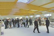Der neue Ausstellungsraum ist sehr großzügig gestaltet und zeigt das ganze Sortiment rund ums Backen und Kochen.