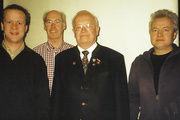 Der neugewählte Vorstand der Bäckerinnung Müllheim (von links): Stellv. Obermeister Michael Schweikert, Lehrlingswart Oswald Ebner, Obermeister Martin Magnus und Beisitzer Markus Faller.