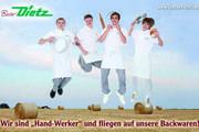 Pfiffiger Hingucker von Bäcker Dietz