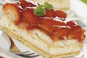 Auch Diabetiker mögen Süßes: Mit einem leichten Obstkuchen können sie genießen ohne Reue.