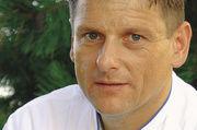 Jürgen Rieber ist ausgewiesener Experte rund ums Backen im Laden.