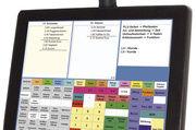 Kassenmodell V4: Sonnenlichttaugliches Display und einfach zu bedienen.