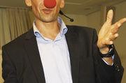 Matthias Herzog präsentierte Tipps und Tricks mit Blick auf mehr Lebensqualität.