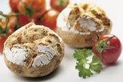 Tomaten-Brötchen