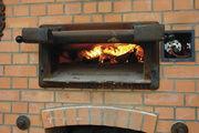 """""""Heiligenschein-Effekt"""": Das lodernde Feuer strahlt positiv auf das Gesamtsortiment ab."""