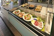 Die Gastro-Vario-Theke ist optimal auf die Belange der Bäckergastronomie ausgerichtet.