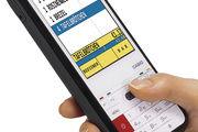 Das IT 300 lässt sich wie ein Smartphone über das Multitouchdisplay steuern.