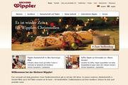 Original Christstollen beim Dresdner Bäcker Wippler: Suchen Sie für den Einstieg die Marktlücke und bieten Sie ein Produkt an, das es nur bei Ihnen gibt. Nachfolgend können auch andere Produkte vermarktet werden.