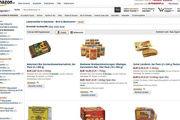 Backwaren findet man auf der Homepage von Amazon bereits ausreichend. Bäcker sind hingegen nicht so oft vertreten. Da ist noch Potenzial, das man nutzen sollte.